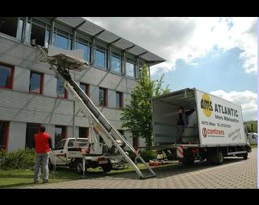 Kundenbild klein 3 Umzüge A.M.S. Atlantic Int. Möbelspedition GmbH