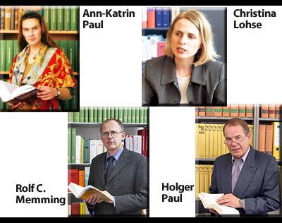 Kundenbild klein 3 Jeutter, Paul, Dr. Fenn, Stiegeler, Memming & Kollegen