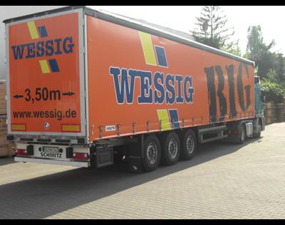 Kundenbild klein 3 WESSIG Spedition + Industrieverpackungen GmbH