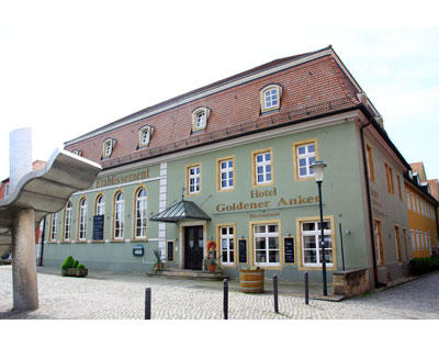 Kundenbild klein 1 Hotel Goldener Anker - Restaurant Ballsaal Biergarten