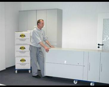 Kundenbild klein 6 Umzüge A.M.S. Atlantic Int. Möbelspedition GmbH