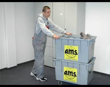 Kundenbild klein 9 Umzüge A.M.S. Atlantic Int. Möbelspedition GmbH