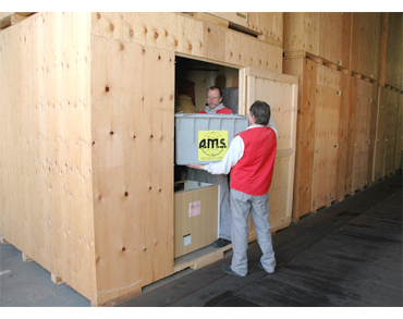 Kundenbild klein 4 Umzüge A.M.S. Atlantic Int. Möbelspedition GmbH