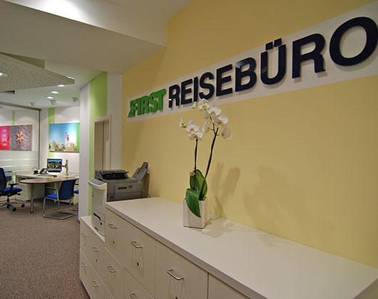 Kundenbild klein 3 Reisebüro Seilnacht GmbH , FIRST REISEBÜRO