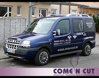 Kundenbild klein 2 Babucs Ursula mobiler Friseur