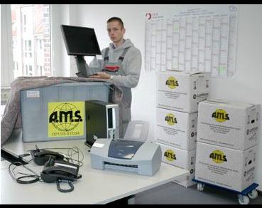 Kundenbild klein 5 Umzüge A.M.S. Atlantic Int. Möbelspedition GmbH