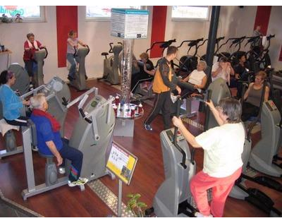 Kundenbild klein 2 INJOY Fitness und Gesundheitszentrum