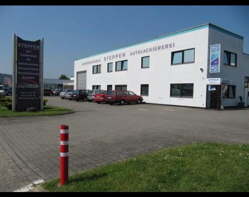 Kundenbild klein 5 Unfallinstandsetzung Steppen Karosseriebau GmbH & Co KG