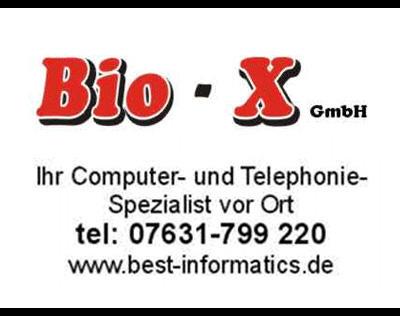 Kundenbild klein 1 Computer Bio-X GmbH