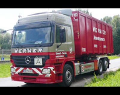 Kundenbild groß 1 Container - Werner