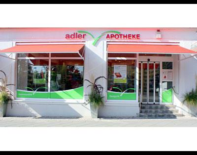Kundenbild groß 1 Adler Apotheke Inh. Roland Rudolf