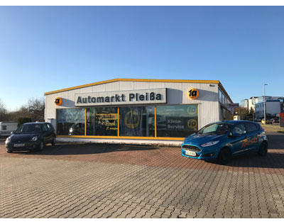 Kundenbild klein 2 Automarkt Pleißa FAP GmbH, Ford-Vertragshändler Ford-Vertragshändler