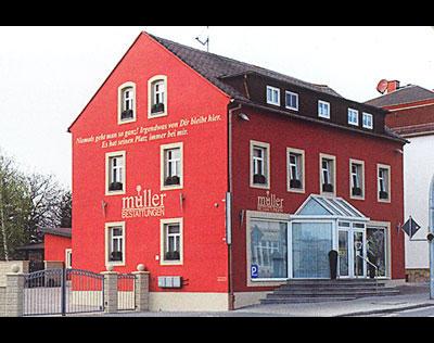 Kundenbild klein 1 Bestattungen Müller
