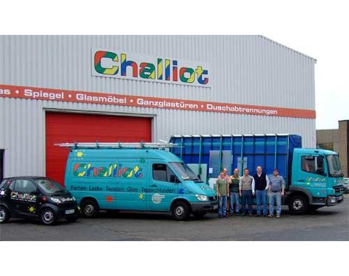 Kundenbild groß 1 Glas Challiot Ernst & Sohn