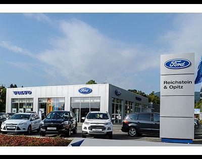 Kundenbild klein 12 Autohaus Reichstein & Opitz GmbH
