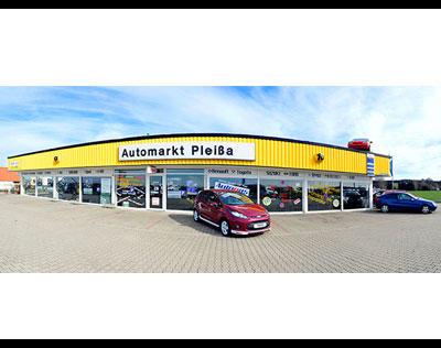 Kundenbild klein 3 Automarkt Pleißa FAP GmbH, Ford-Vertragshändler Ford-Vertragshändler