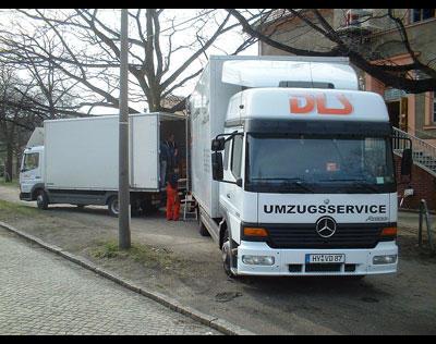 Kundenbild klein 4 DLS Umzugsservice