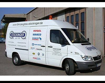 Kundenbild klein 1 Stockinger Truck & Trailer Service