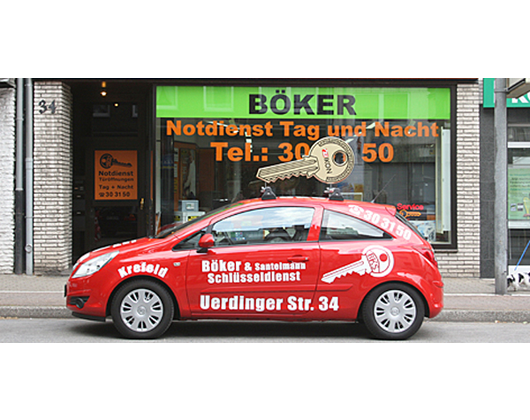 Kundenbild klein 1 Schlüssel Böker & Santelmannn Schlüsseldienst GmbH