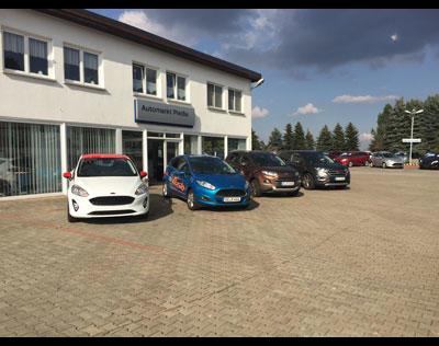 Kundenbild klein 5 Automarkt Pleißa FAP GmbH, Ford-Vertragshändler Ford-Vertragshändler