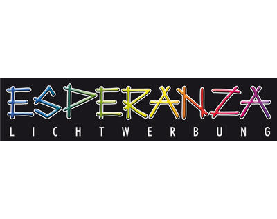 Kundenbild groß 1 Esperanza Werbetechnik