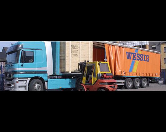 Kundenbild groß 1 WESSIG Spedition + Industrieverpackungen GmbH