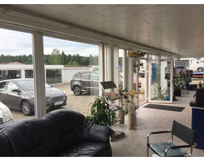 Kundenbild klein 6 Automarkt Pleißa FAP GmbH, Ford-Vertragshändler Ford-Vertragshändler