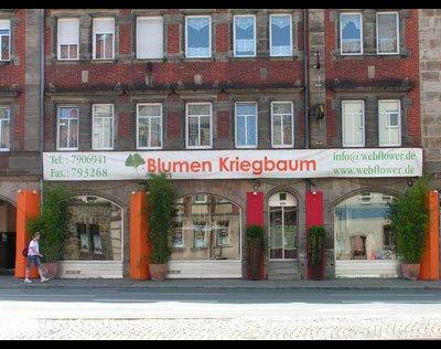 Kundenbild groß 1 Blumen Kriegbaum Inh. Brigitte Halbherr e.K.