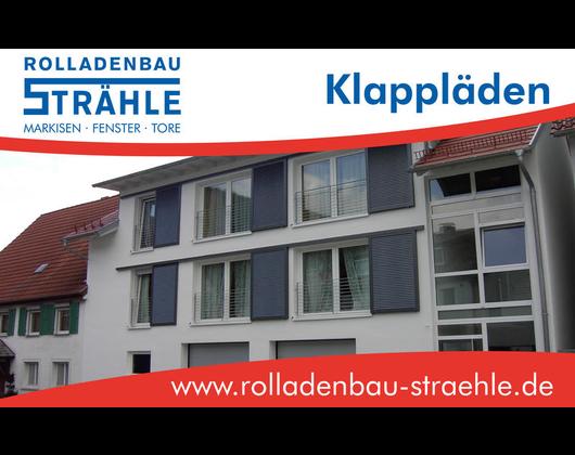 Kundenbild klein 6 Rolladenbau Strähle GmbH