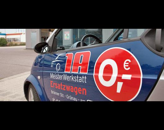 Kundenbild groß 1 1A Meisterwerkstatt GmbH