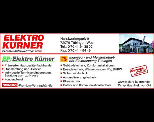 Kundenbild klein 1 Dienstleistungszentrum Elektro Kürner GmbH