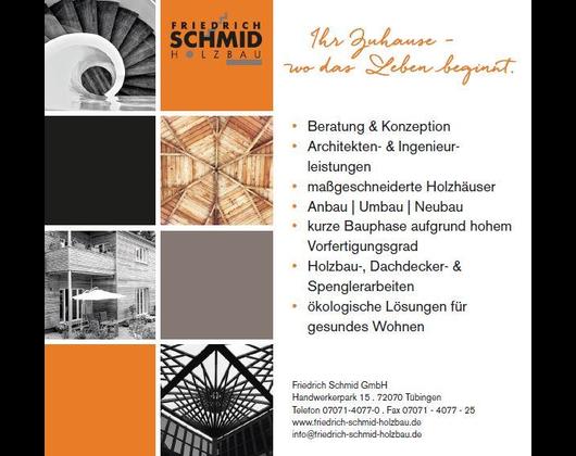 Kundenbild klein 1 Schmid Friedrich Holzbau