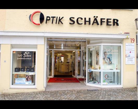Kundenbild klein 1 Augen-Optik Schäfer OHG, Inh. Andreas Schäfer +Kay Sailer
