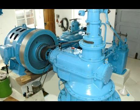 Kundenbild klein 3 Elektrizitätswerk Karl Stengle GmbH & Co. KG - Energie aus Wasserkraft