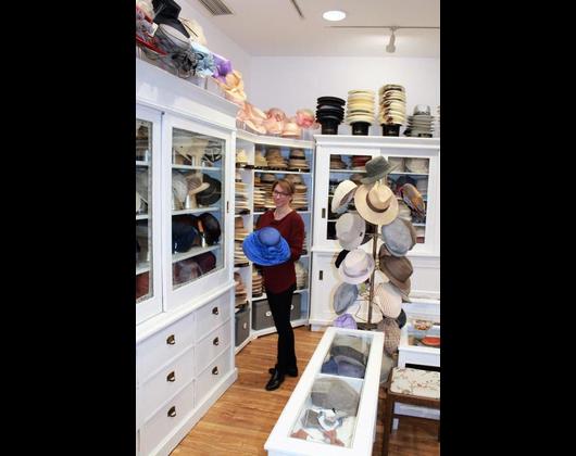 Kundenbild klein 4 Der Hutladen Leipzig Hüte + Accessoires