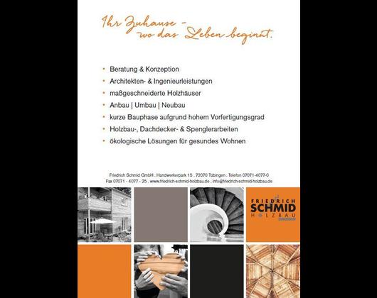 Kundenbild klein 4 Schmid Friedrich Holzbau