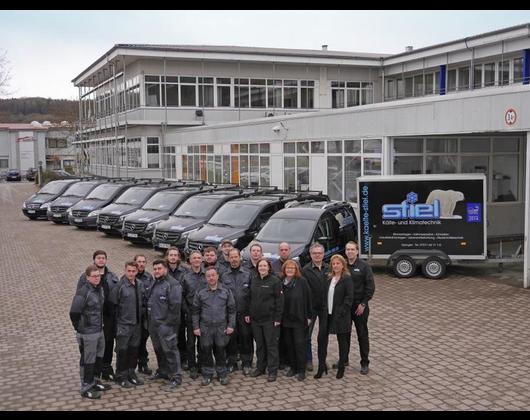 Kundenbild klein 2 Stiel GmbH & Co. KG Kälte -und Klimatechnik