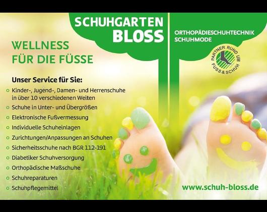 Kundenbild klein 2 Schuhgarten Bloss GmbH