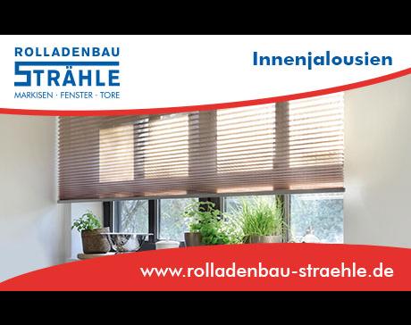 Kundenbild klein 4 Rolladenbau Strähle GmbH