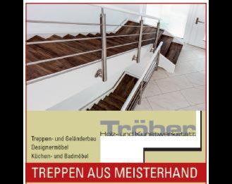 Kundenbild klein 1 Holz- und Kunstwerkstatt Schreinermeister Tröber