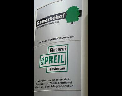 Kundenbild klein 2 Glaserei + Fensterbau Max Preil GmbH