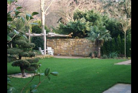 Firma In Düsseldorf Japanischer Garten