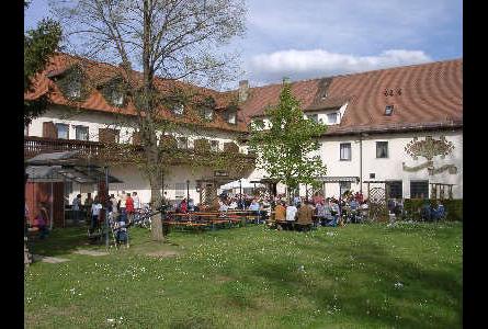 Firma In Sulzbach Rosenberg Biergarten