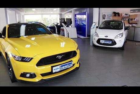 Kundenbild klein 2 Ford besico Siller & Buttenhauser GmbH