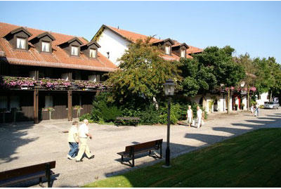 Rezeption Hotel Summerhof De