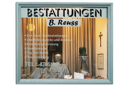 bestattungen reuss gmbh in n rnberg bleiwei im das telefonbuch finden tel 0911 4 74 6. Black Bedroom Furniture Sets. Home Design Ideas