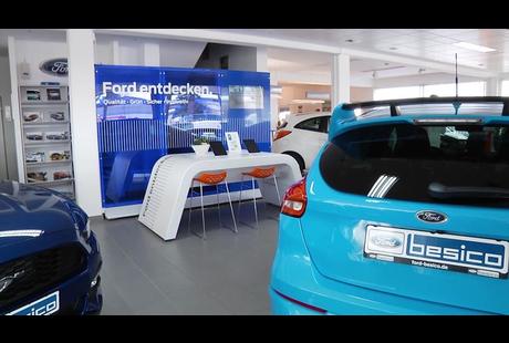 Kundenbild klein 3 Elektrofahrzeuge besico Siller & Buttenhauser GmbH