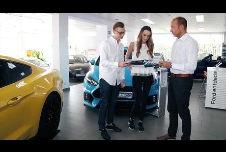 Kundenbild klein 5 Ford besico Siller & Buttenhauser GmbH