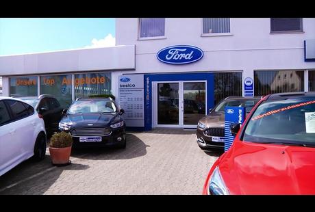Kundenbild klein 6 Ford besico Siller & Buttenhauser GmbH