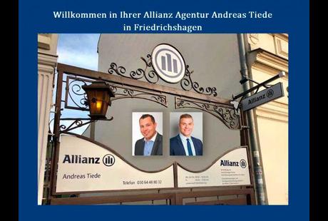 Kundenbild groß 1 Allianz Versicherungsagentur Andreas Tiede Berlin Friedrichshagen